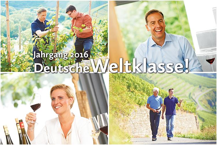 Sondermailing Deutschland 2016