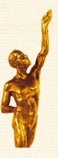 Mittelstandspreis Statue