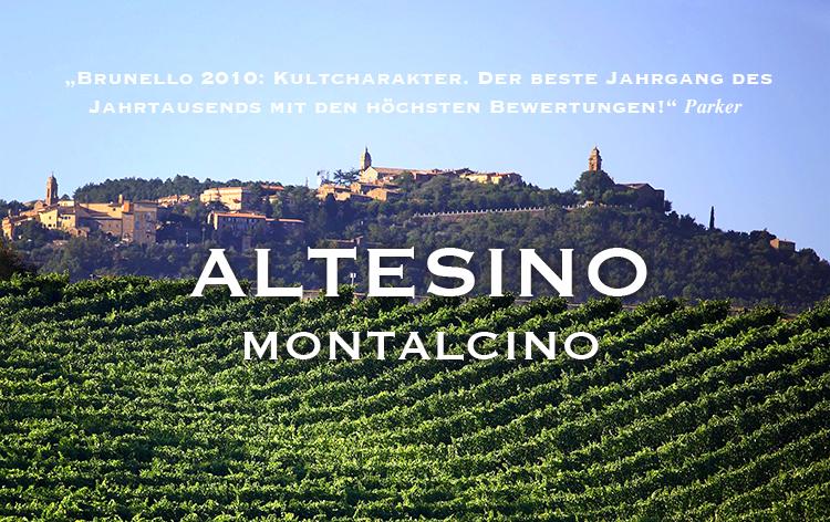Altesino Montalcino