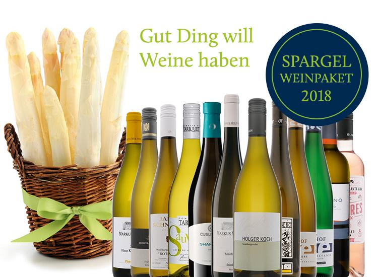 Spargelweinpaket 2018