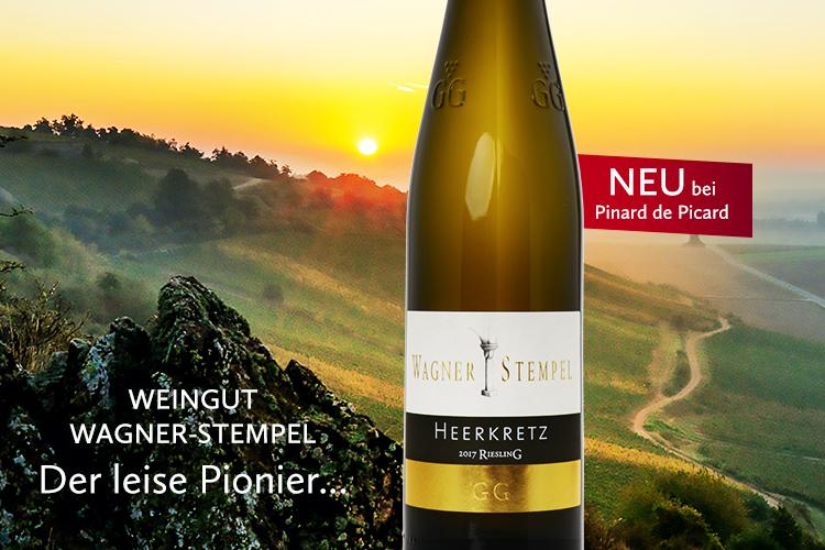 Pinwand 290 - Neu bei Pinard: Weingut Wagner-Stempel - Der leise Pionier...