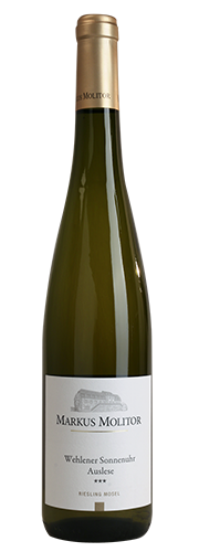 Molitor, Molitor, Wehlener Sonnenuhr, Riesling Auslese*** 2013