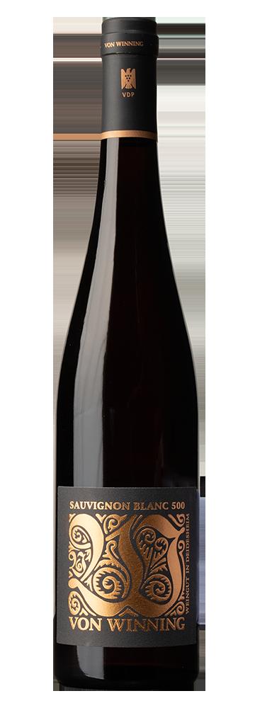 Von Winning, Sauvignon blanc 500 trocken