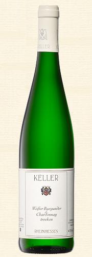 Keller, Weisser Burgunder - Chardonnay, trocken