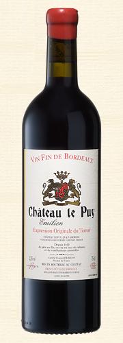 """Puy, Château Le Puy """"Émilien"""", rouge"""