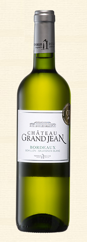 Grand Jean, Château Grand Jean, Bordeaux blanc 2014