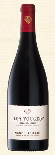 Clos Vougeot Grand Cru, rouge