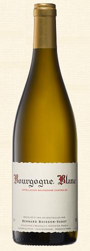 Boisson-Vadot, Bourgogne blanc