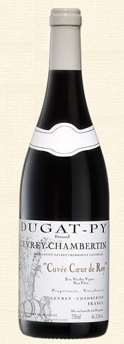 """Dugat-Py, Gevrey-Chambertin """"Coeur de Roy"""", rouge"""