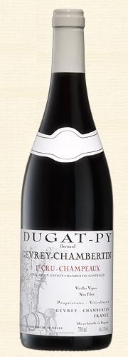 "Dugat-Py, Gevrey-Chambertin 1er Cru ""Champeaux"", rouge"