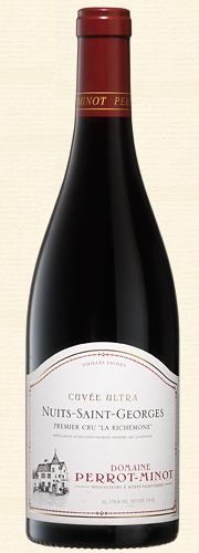 "Perrot-Minot, Perrot-Minot, Nuits-Saint-Georges 1er Cru ""La Richemone ULTRA"", rouge 2009"