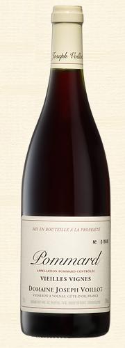 Joseph Voillot, Pommard Vieilles Vignes, rouge