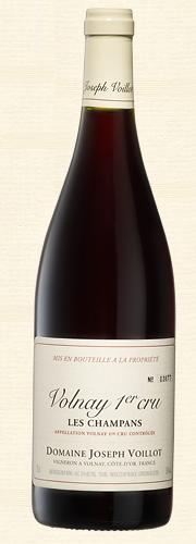 "Joseph Voillot, Volnay 1er Cru ""Les Champans"", rouge"