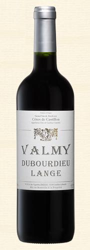 Valmy Dubourdieu Lange, Côtes de Castillon rouge