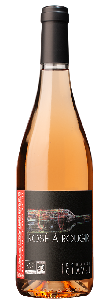 Pierre Clavel, Rosé à Rougir, rosé