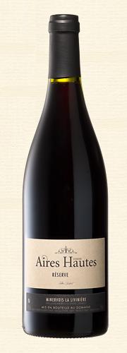 """Aires Hautes, """"Rèserve"""", Minervois La Livinière, rouge"""