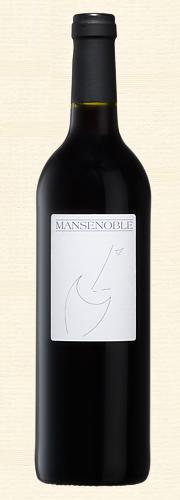 """Mansenoble, """"Le Nez"""", V.d.P. des Coteaux de Miramont, rouge 2010"""
