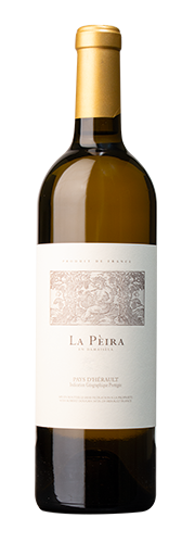 """Pèira, """"La Pèira"""", blanc"""