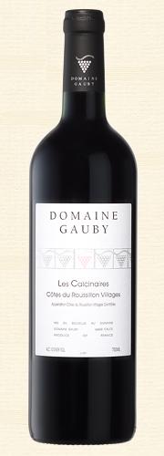 Gauby, Les Calcinaires, Côtes du Roussillon Villages rouge