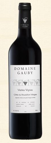 Gauby, Vieilles Vignes, C.d.Roussillon Village, rouge