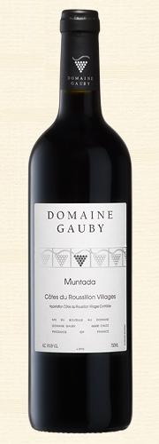 """Gauby, """"La Muntada"""", C.d.Roussillon Village, rouge"""