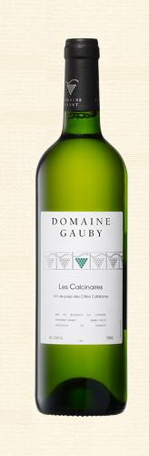 Gauby, Les Calcinaires, V.d.P. des Côtes Catalanes, blanc