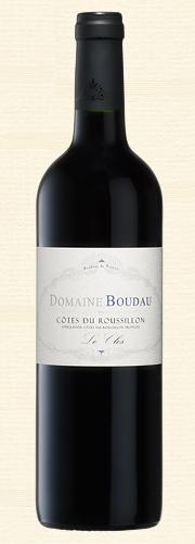 Boudau, Le Clos, Côtes du Roussillon, rouge