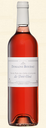 Boudau, Petit Closi, rosé (PK)