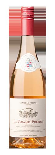 "Perrin ""Grand Prebois"", Côtes du Lubéron Rosé"