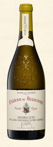 """Beaucastel, Châteauneuf-du-Pape """"Roussanne vieilles vignes"""", blanc"""