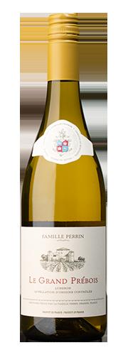 "Perrin ""Grand Prebois"", Côtes du Lubéron, blanc"