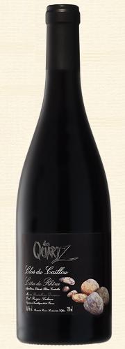"""Clos du Caillou, """"Quartz"""", Côtes-du-Rhône rouge"""