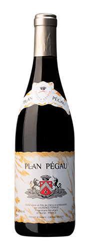 "Pégau, Pégau, ""Plan Pégau"", Vin de Table rouge 2010"