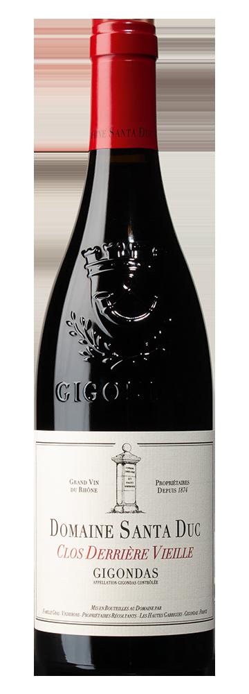 "Gigondas ""Clos Derrière Vieille"", rouge"