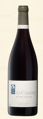 Clos Saint-Jean, Les Calades, Vin de Pays rouge