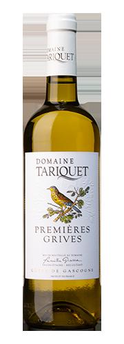 """Tariquet, """"Premières Grives"""", Vin doux blanc"""