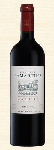 Château Lamartine, rouge