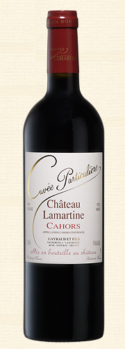 Lamartine, Cuvée Particulière, rouge