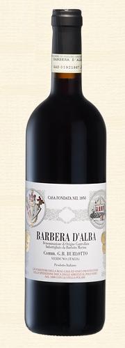 Burlotto, Barbera d'Alba, rosso