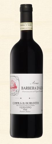 """Burlotto, """"Aves"""", Barbera d'Alba, rosso"""