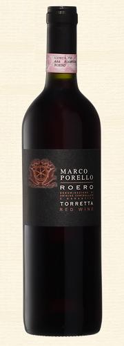 Roero Toretta, rosso