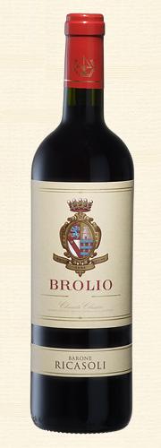 Ricasoli, Brolio, Chianti Classico rosso