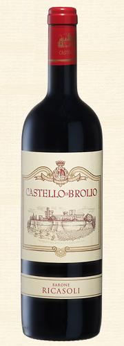 Castello di Brolio, Chianti Classico rosso