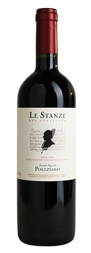 """Le Stanze"" IGT rosso"