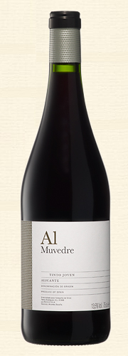 Rodriguez, Al Muvedre, Vino Alicante, tinto