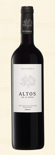 Olivares, Altos de la Hoya, tinto (PK)