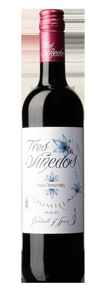 Olivares, Tres Vinedos, tinto