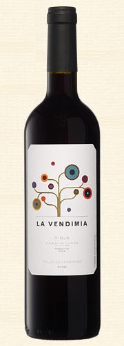 """Palacios, """"La Vendimia"""", tinto"""