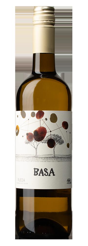 Rodriguez, Basa, Vino de Rueda blanco