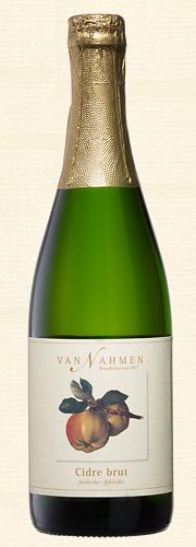 Van Nahmen, Cidre brut